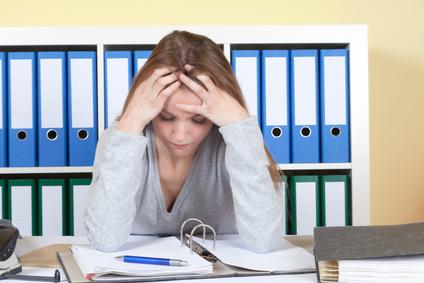 Probleme beim Lernen